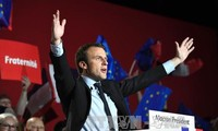 Macron and Le Pen vie for French votes