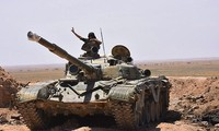 Syrian army liberates southeast Raqqa from IS