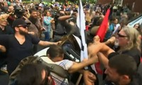Chaos in Charlottesville - US concerned about safety