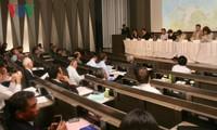 International workshop discusses ways to settle East Sea disputes