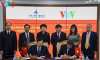 VOV, Guangxi People's Radio Station boost exchanges