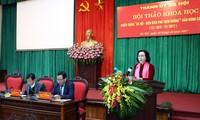 """Workshop underlines """"Hanoi-Dien Bien Phu in the Air"""" victory"""