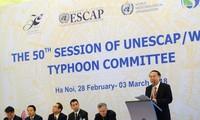 Typhoon Committee convenes 50th annual meeting