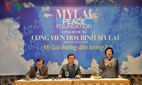 Park in memory of My Lai massacre victims to be built