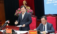 Deputy PM works with Son La on resettlement