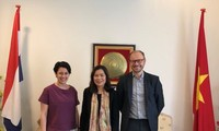 Vietnamese Ambassador applauds Delft Institute for Water Education