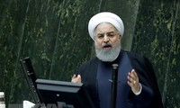 Iran reiterates respect of nuclear deal as long as its interests are preserved