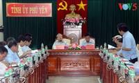 Senior Party official calls on Phu Yen to streamline apparatus