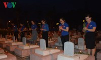"""War Invalids and Martyrs Day honors tradition of """"When drinking water, remember its source"""""""