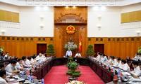 阮春福:茶荣省要致力于农业结构重组