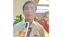越南国会代表对新一届政府充满期待