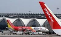 越捷航空公司将开通3个飞往中国台湾的国际航班