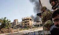 """利比亚:数十名""""伊斯兰国""""武装分子在苏尔特交火中被击毙"""