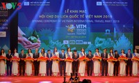 Hội chợ du lịch quốc tế Việt Nam năm 2019 (VITM 2019) thu hút du khách
