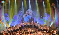 Toàn cảnh Đêm Công diễn và Trao giải Liên hoan Giai điệu Sơn ca 2020