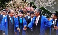 Việt Nam - Nhật Bản, giá trị cốt lõi là sự đồng điệu
