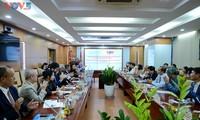 VOV thúc đẩy vai trò của truyền thông đồng hành cùng Liên Hợp Quốc
