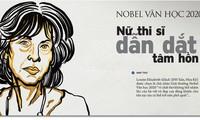 Nobel văn học 2020: Nữ thi sĩ dẫn dắt tâm hồn