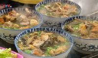 Độc đáo hương vị bún cá cay Hải Phòng