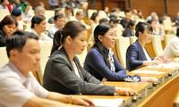 L'Assemblée nationale adopte des résolutions et projets de loi