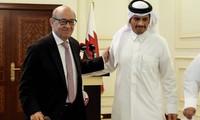 Qatar: Jean-Yves Le Drian encourage les pays du Golfe à cesser le blocage