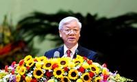 La presse cambodgienne parle de la prochaine visite du SG du PCV Nguyen Phu Trong