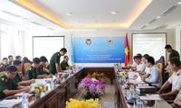 Mission de l'ONU: échanges entre des experts vietnamiens et étrangers
