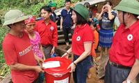 Crues dans le Nord: La Croix rouge lance un programme en faveur des sinistrés