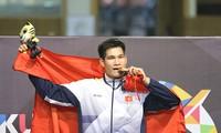 SEA Games 29 : deux médailles d'or en pencak silat