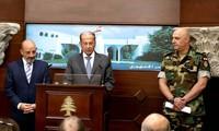 Le président libanais annonce la victoire de son pays contre le terrorisme de Daech