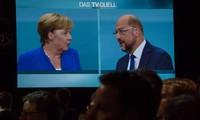 Elections en Allemagne: Angela Merkel donnée gagnante du débat face à Martin Schulz