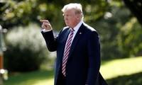 """Donald Trump: Négocier avec Pyongyang est """"une perte de temps"""""""