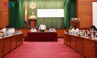 La conférence des ministres des finances de l'APEC bientôt à Hoi An