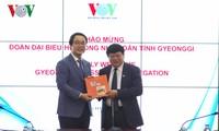 Promouvoir la coopération entre la Voix du Vietnam et la province sud-coréenne de Gyeonggi