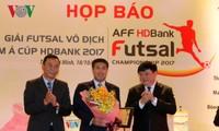 Futsal d'Asie du Sud-Est 2017: liste des sponsors révélée