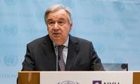 Antonio Guterres appelle à relever les grands défis mondiaux