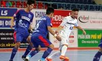 La coupe nationale de futsal HDBank 2017 débute à Dà Nang