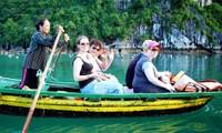 Les touristes étrangers en hausse spectaculaire en novembre au VN