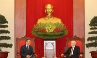 Le Vietnam et le Maroc décidés à intensifier leurs relations