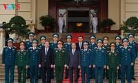 «Hanoï-Dien Bien Phu aérien»: Nguyen Xuan Phuc rend hommage à la DCA