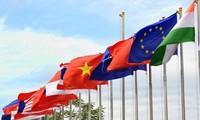 Les grands événements de la diplomatie du Vietnam en 2017