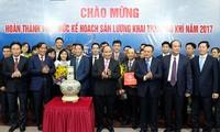 Le groupe du pétrole et du gaz du Vietnam a un nouveau président