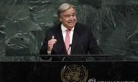 L'ONU salue les pourparlers intercoréens sur les JO et les tensions