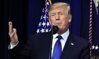 Donald Trump réduit sa contribution à l'agence pour les réfugiés palestiniens