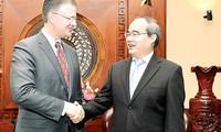 Accélérer la coopération multisectorielle Vietnam-Etats-Unis