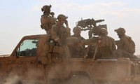 Les Etats-Unis maintiennent leur présence militaire en Syrie