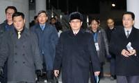 L'équipe de la RPDC inspecte les sites olympiques en République de Corée