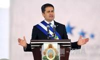 Le président du Honduras souhaite intensifier les relations avec le Vietnam