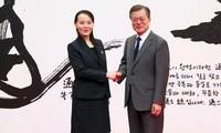 Kim Jong-un invite le président sud-coréen Moon Jae-in à Pyongyang