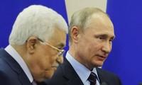 Abbas demandera à Poutine de stimuler le processus de paix au Moyen-Orient